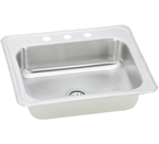 Elkay 25X22 Celebrity Single Bowl Stainless Steel Sink CR2522