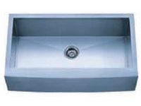 Delta Rectangle Single Bowl Undermount Stainless Steel Sink Signature Series 16 Gauge DL-HA124