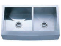 Delta Double Bowl Undermount Stainless Steel Sink 60x40 Signature Series 16 Gauge DL-HA125