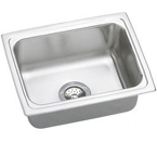Elkay Lustertone 25x19x12 Single Bowl Sink DLFR2519