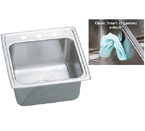 Elkay Gourmet DLR191910EK E-Dock Single Bowl Sink