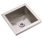 Elkay Asana EFL1515 Topmount Bathroom Stainless Steel Sink