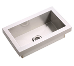 Elkay Asana EFL2012 Topmount Bathroom Stainless Steel Sink
