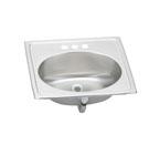 Elkay Asana PSLVR1916 Pacemaker Topmount Bathroom Stainless Steel Sink