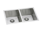 Elkay Avado EFRU3118 Undermount Double Bowl Stainless Steel Sink