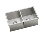 Elkay EFT311811DBG Avado Double Bowl Stainless Steel Sink Package