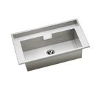 Elkay Avado EFT402211 Topmount Single Bowl Stainless Steel Sink