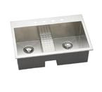 Elkay EFTLB332210CDBL Avado Double Bowl Stainless Steel Sink