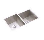 Elkay Avado EFU312010R Undermount Double Bowl Stainless Steel Sink