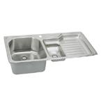 Elkay Harmony EGPI4322 Topmount Double Bowl Stainless Steel Sink