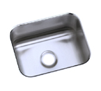 Elkay Lustertone ELU129 Undermount Single Bowl Stainless Steel Sink