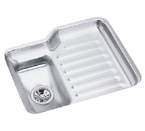 Elkay Harmony ELU2421 Undermount Siingle Bowl Stainless Steel Sink