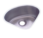 Elkay Mystic Lustertone ELUH1111 Undermount Single Bowl Stainless Steel Sink