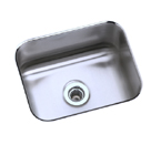 Elkay Lustertone ELUH129 Undermount Single Bowl Stainless Steel Sink