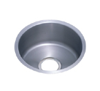 Elkay Mystic Lustertone ELUH16FB Undermount Bathroom Stainless Steel Sink