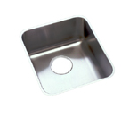 Elkay Lustertone ELUHAD131645 Undermount Single Bowl Stainless Steel Sink