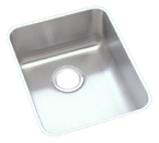 Elkay Lustertone ELUHAD1418 Undermount Single Bowl Stainless Steel Sink
