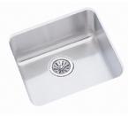 Elkay Lustertone ELUH1616 Undermount Single Bowl Stainless Steel Sink