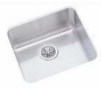 Elkay Lustertone ELUHAD1616 Undermount Single Bowl Stainless Steel Sink
