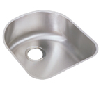 Elkay Harmony ELUHE1716 Undermount Single Bowl Stainless Steel Sink