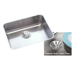 Elkay Perfect Drain ELUH2115PD Undermount Single Bowl Stainless Steel Sink