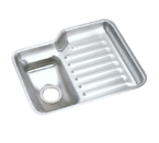 Elkay Harmony ELUH2421 Undermount Single Bowl Stainless Steel Sink