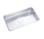Elkay Lustertone ELUHAD2816 Undermount Single Bowl Stainless Steel Sink