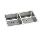 Elkay Gourmet ELUHE3118 Undermount Double Bowl Stainless Steel Sink
