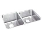 Elkay Lustertone ELUHAD3120 Undermount Double Bowl Stainless Steel Sink