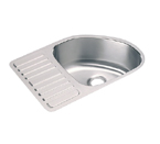 Elkay Mystic Lustertone ELUHR2014 Undermount Single Bowl Stainless Steel Sink