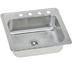 ELKAY Elite 25 x 22 Single Bowl Sink - ESE25224