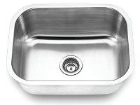 Fontaine Stainless Steel Single Bowl Undermount Kitchen Sink