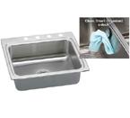 Elkay Gourmet E-Dock DLR252210EK Topmount Single Bowl Stainless Steel Sink