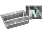 Elkay Gourmet E-Dock LR3122EK Topmount Single Bowl Stainless Steel Sink