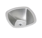 Elkay Asana MYSTIC141415P Undermount Bathroom Stainless Steel Sink