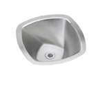 Elkay Asana MYSTIC141415S Undermount Bathroom Stainless Steel Sink