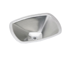 Elkay Asana MYSTIC141915S Undermount Bathroom Stainless Steel Sink