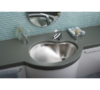 Elkay Asana MYSTIC211415 Undermount Bathroom Stainless Steel Sink