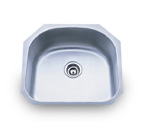 Pelican PL-861 16 Gauge Single Bowl Stainless Steel Sink