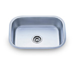 Pelican PL-862 18 Gauge Single Bowl Stainless Steel Sink