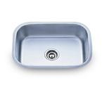 Pelican PL-862 18 Gauge Single Bowl Stainless Steel Sink