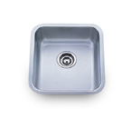 Pelican PL-865 18 Gauge Single Bowl Stainless Steel Sink