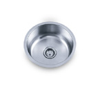 Pelican PL-866 18 Gauge Single Bowl Stainless Steel Sink