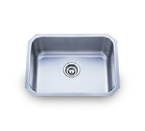 Pelican PL-867 18 Gauge Single Bowl Stainless Steel Sink