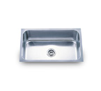 Pelican PL-868 18 Gauge Single Bowl Sink