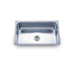 Pelican PL-868 18 Gauge Single Bowl Sink