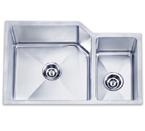 Pelican PL-HA009 Double Bowl Handmade Stainless Steel Sink