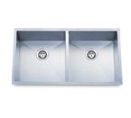 Pelican PL-HA120 Double Bowl Handmade Stainless Steel Sink
