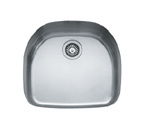 Franke Prestige PCX610 Undermount Single Bowl Sink