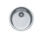 Franke Rotondo RBX-110 Undermount Single Bowl Stainless Steel Sink